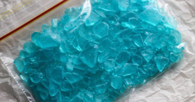 Симферопольский чиновник организовал производство метамфетамина на дому
