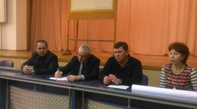 Состоялась встреча сотрудников администрации города Симферополя с представителями Каменского массива