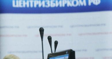 ЦИК: выборы-2018 могут совпасть с годовщиной вхождения Крыма в Россию