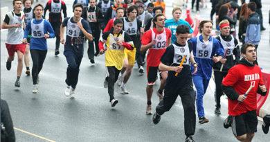 Украинцы и белорусы, французы и англичане пробегут по дорогам Крыма в рамках всероссийского марафона