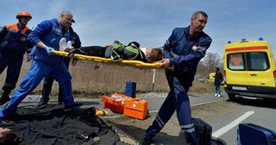 В авариях в Крыму погиб водитель Daewoo и серьезно пострадал 10-летний велосипедист