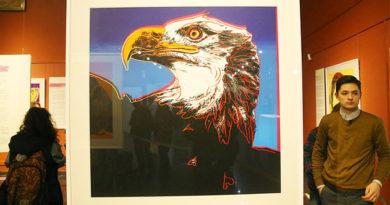 """В Дарвиновском музее в Москве открылась выставка Энди Уорхола """"Вымирающие виды"""""""
