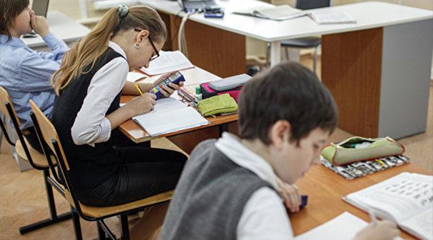 В Крыму на русском языке обучаются почти 97% школьников - Минобраз