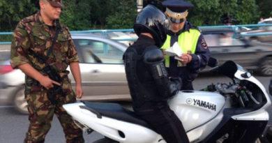 В Крыму усиленно ловят мотоциклистов-нарушителей