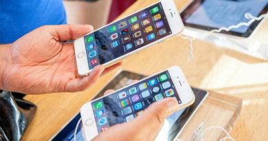 В Симферополе у предпринимателя забрали более 260 смартфонов и планшетов
