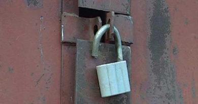 В Симферополе задержали гаражного вора