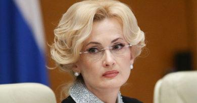 Яровая возглавила рейтинг полезности депутатов Госдумы