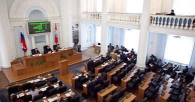 Заксобрание Севастополя распределило 2,4 млрд федеральных субсидий за 10 минут