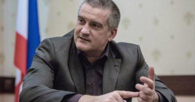 Аксёнов признал своей ошибкой назначение Донича ректором КФУ