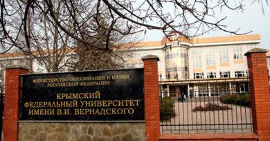 Аксёнов уверен в отставке ректора КФУ Донича