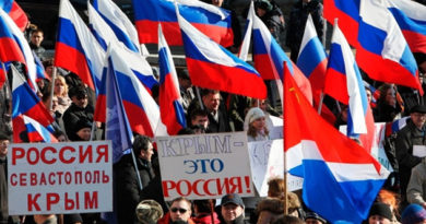 День присоединения Крыма станет датой федерального уровня