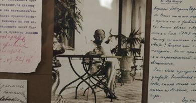 На выставке в Симферополе представили крымские письма Дзержинского