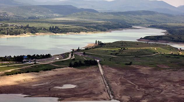 Объем воды в водохранилищах Крыма возрос на 18% - Донской
