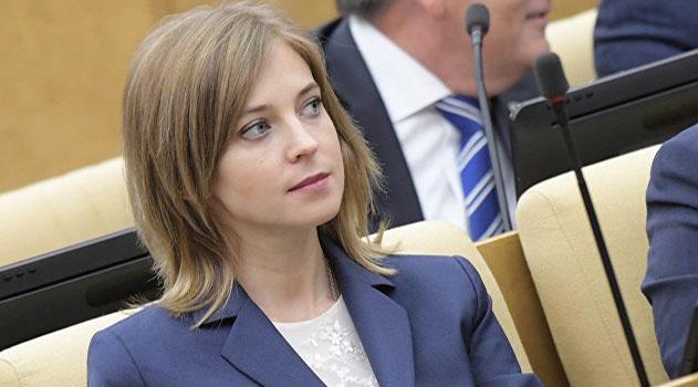 Поклонская добилась проверки в Минздраве Крыма и пересмотра ряда уголовных дел
