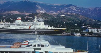 Росморпорт озвучил сумму путевок на круизный лайнер Сочи-Крым