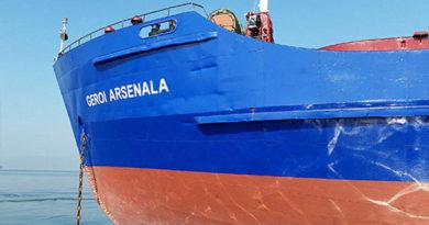 Турецкая компания выясняет детали крушения ее сухогруза в Черном море