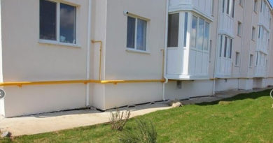В Керчи рушатся новые дома для переселенцев