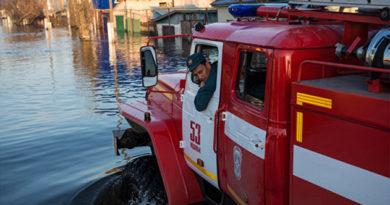 В Крыму незаконная застройка русла повлекла подтопление села Вилино