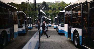 В Симферополе изменили движение двух троллейбусных маршрутов