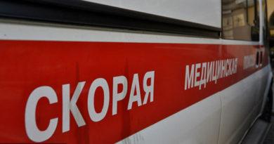 В Симферополе водитель автобуса сбил пешехода и скрылся с места ДТП
