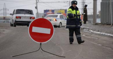 В Симферополе временно ввели одностороннее движение по улице Декабристов