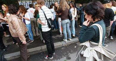 В Таврической академии КФУ провели День открытых дверей