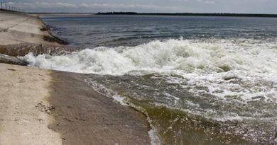 Воды Салгира пустят на орошение сельхозугодий в Красногвардейском районе