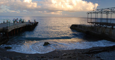 Главгосэкспертиза согласовала реконструкцию 12 причалов Южного берега Крыма