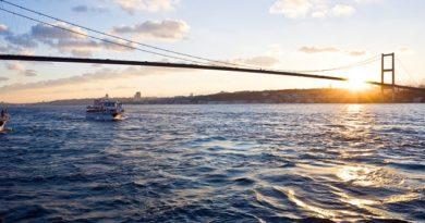 Исследовательское судно Черноморского флота столкнулось с кораблем «Ашот-7» недалеко от Босфора