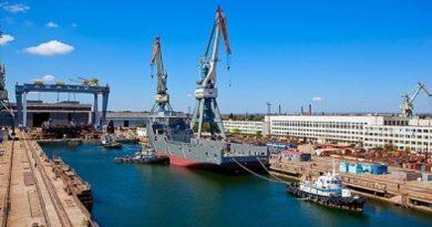 Керченский завод «Залив» готовится к строительству атомного ледокола