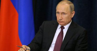 Путин подписал закон о налоговом резидентстве подпавших под санкции лиц