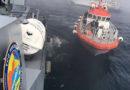 Самолет Минобороны доставит в Россию экипаж затонувшего судна ЧФ