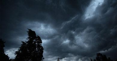 14-15 мая в Крыму ожидают сильные дожди, грозы, град и шквал