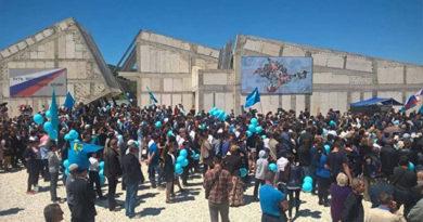 Аксенов о депортации крымских татар: ни один народ не должен отвечать за проступки человека