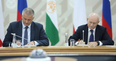 Башкирия и Крым подписали соглашение о сотрудничестве в различных сферах