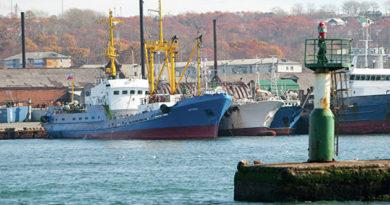 """Главгосэкспертиза одобрила проект расширения перегрузочного комплекса для порта """"Керчь"""""""
