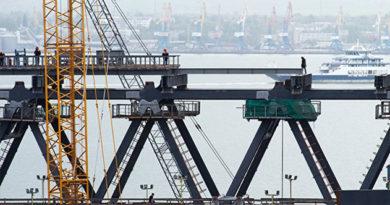 Главгосэкспертиза одобрила проект строительства автоподхода к Крымскому мосту