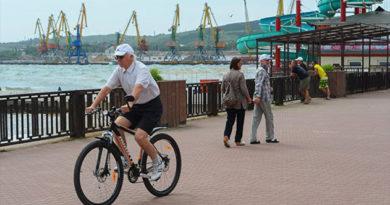 """Крым присоединится к всероссийской акции """"На работу на велосипеде"""""""