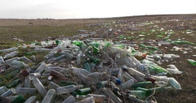 Крым, свободный от мусора: ОНФ добивается ликвидации стихийных свалок