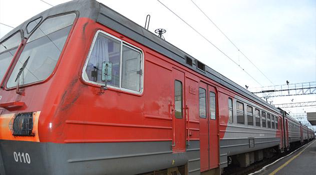Крымские электрички переходят на летнее расписание