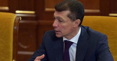 На реконструкцию санатория Бурденко в Саках необходимо 4 млрд руб - Топилин