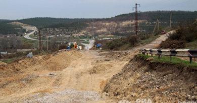 Соколов проинспектирует дорогу под Севастополем, разрушенную оползнем