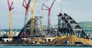 Стандарты качества при строительстве моста в Крым представили на международном форуме