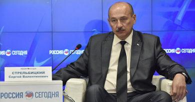 Стрельбицкий не исключает создания в Крыму туристической полиции в будущем