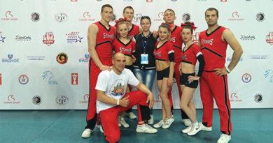 Студенты КФУ стали чемпионами России по черлидингу