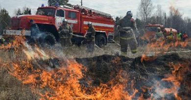 В День Победы в Крыму сохранится штормовое предупреждение в связи с пожароопасностью