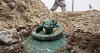 В Феодосии выставят около 300 ценных археологических находок, сделанных при строительстве трассы «Таврида»