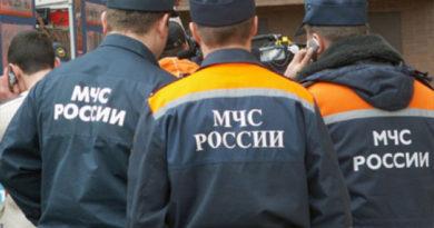 В Крыму поезд с нефтью врезался в автобус с людьми