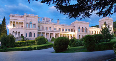 В Ливадийском дворце открылась новая экскурсия «Царский солярий»
