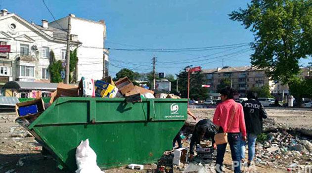 В МинЖКХ рассказали об очистке Крыма от мусора